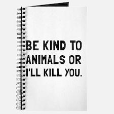 Kind To Animals Journal