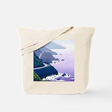 Unique Coast Tote Bag