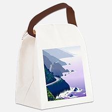 Funny Coast Canvas Lunch Bag