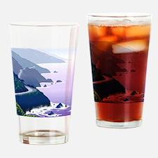 Cute California bears Drinking Glass