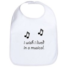Live In Musical Bib