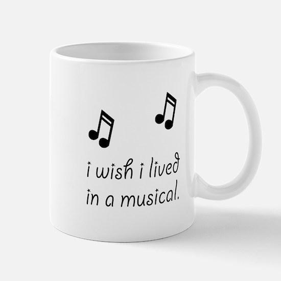 Live In Musical Mugs