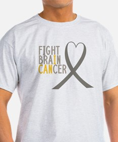 I Fight Brain Cancer T-Shirt