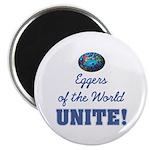 Eggers Unite! Magnet