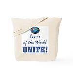 Eggers Unite! Tote Bag