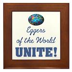 Eggers Unite! Framed Tile