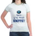 Eggers Unite! Jr. Ringer T-Shirt