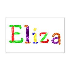 Eliza Balloons 20x12 Wall Peel