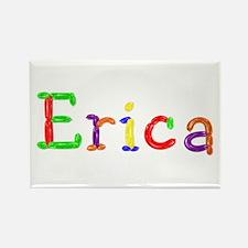 Erica Balloons Rectangle Magnet