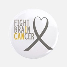 I Fight Brain Cancer Button
