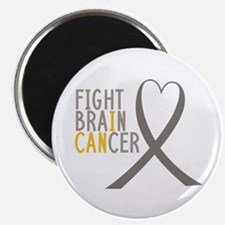 I Fight Brain Cancer Magnets