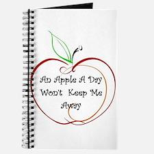 An Apple a Day Journal