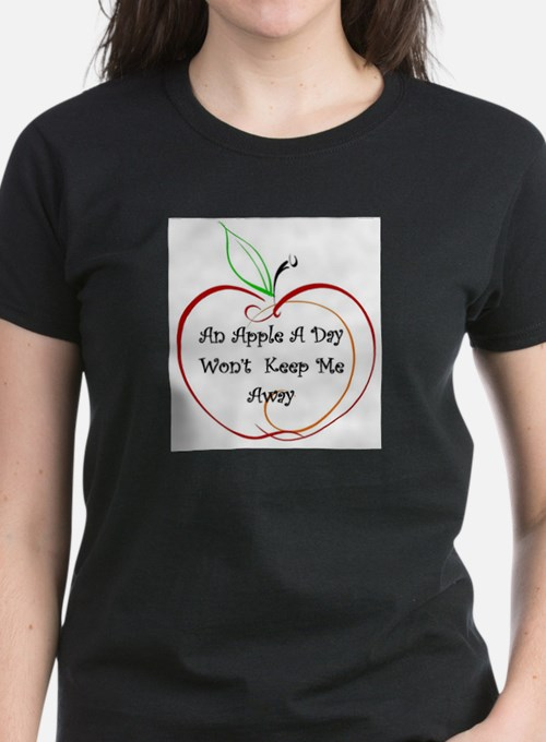 An Apple a Day Tee