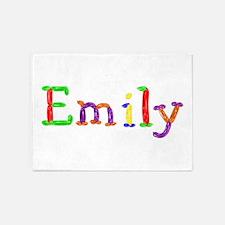 Emily Balloons 5'x7' Area Rug