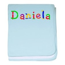 Daniela Balloons baby blanket