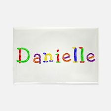 Danielle Balloons Rectangle Magnet