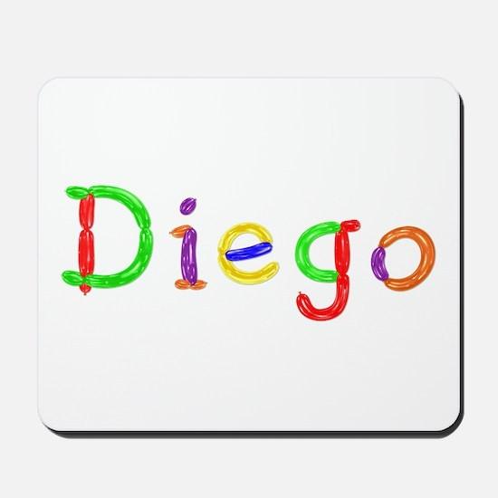Diego Balloons Mousepad