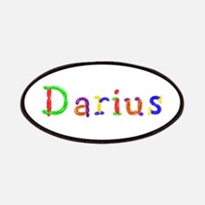 Darius Balloons Patch