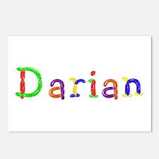 Darian Balloons Postcards 8 Pack