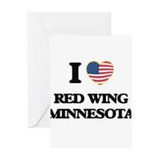 I love Red Wing Minnesota Greeting Cards