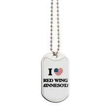 I love Red Wing Minnesota Dog Tags
