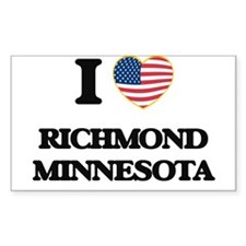 I love Richmond Minnesota Decal