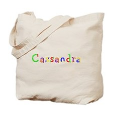 Cassandra Balloons Tote Bag