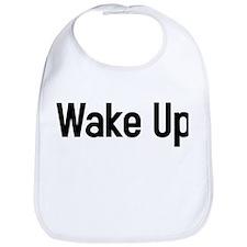 Wake Up Bib