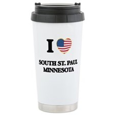 I love South St. Paul M Travel Mug