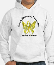 Ewing Sarcoma Butterfly 6.1 Hoodie