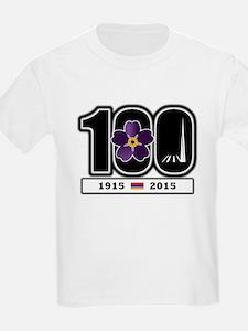 Armenian Centennial Kids T-Shirt