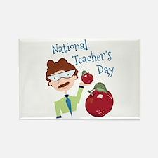 National Teacher's Day Magnets