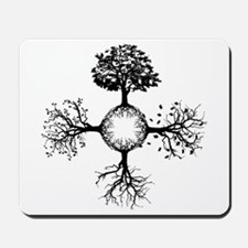 4 Seasons Ink Mousepad
