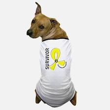 Osteosarcoma Survivor 12 Dog T-Shirt