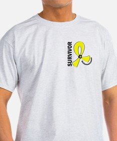Osteosarcoma Survivor 12 T-Shirt
