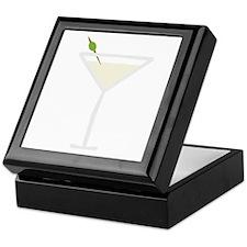 Martini Keepsake Box