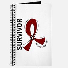 Throat Cancer Survivor 12 Journal