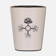 4 Seasons Ink Shot Glass