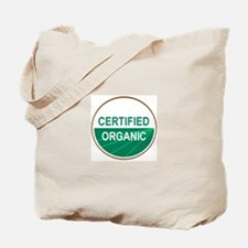 CERTIFIED ORGANIC Tote Bag