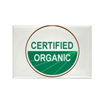 CERTIFIED ORGANIC Rectangle Magnet (10 pack)
