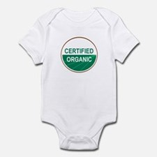 CERTIFIED ORGANIC Infant Bodysuit