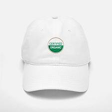CERTIFIED ORGANIC Baseball Baseball Cap