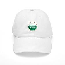 CERTIFIED ORGANIC Baseball Cap