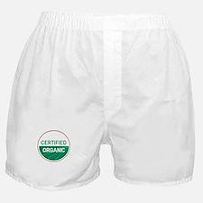 CERTIFIED ORGANIC Boxer Shorts