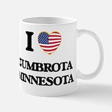 I love Zumbrota Minnesota Mug