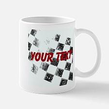 Checkered Flag Mugs