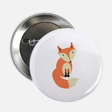 """Red Fox 2.25"""" Button (10 pack)"""