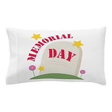 Memorial Day Pillow Case
