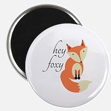 Hey Foxy Magnets