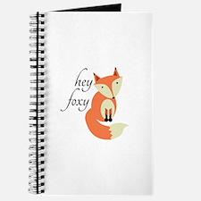 Hey Foxy Journal